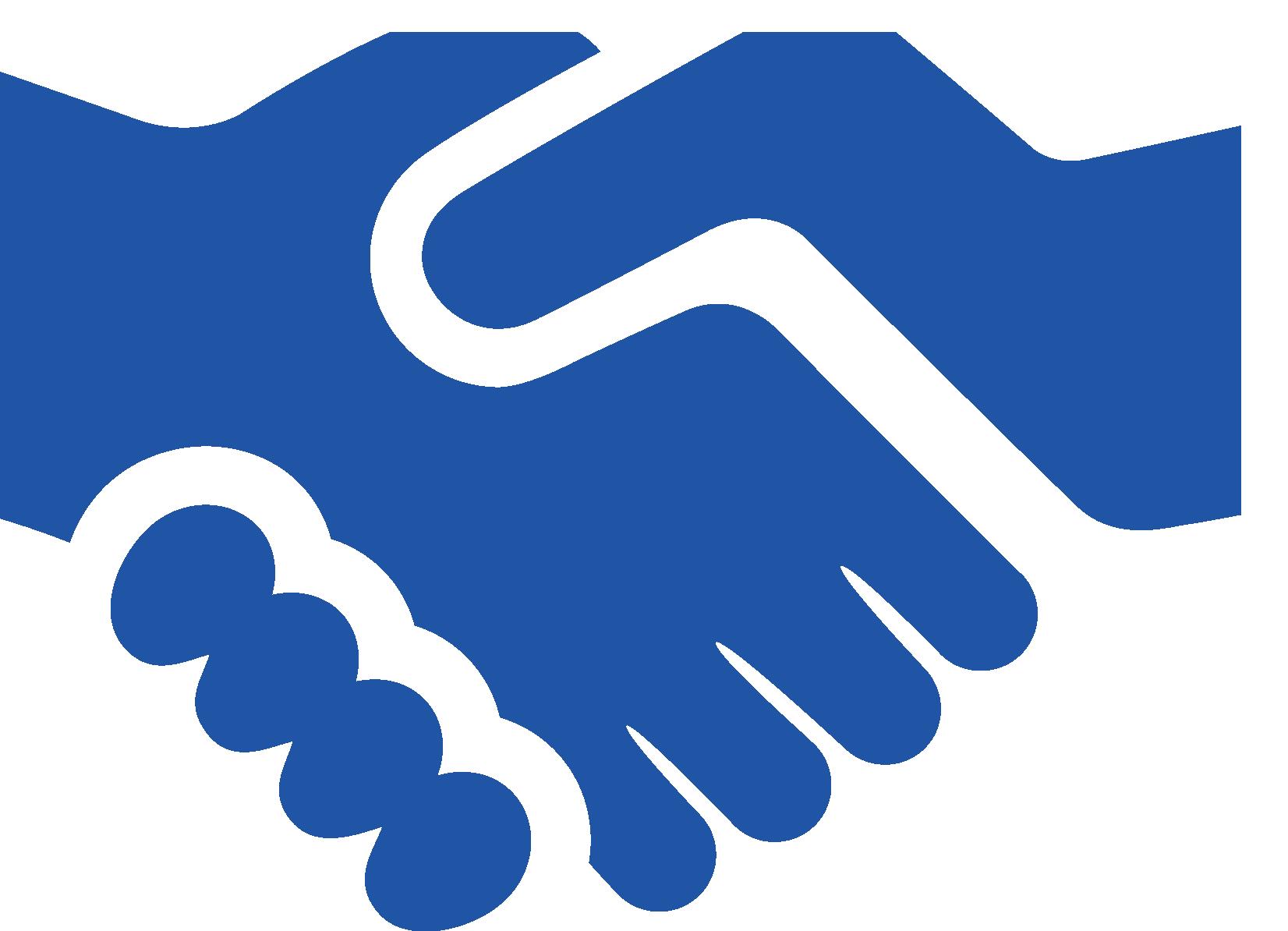shaking hands pierce group benefits